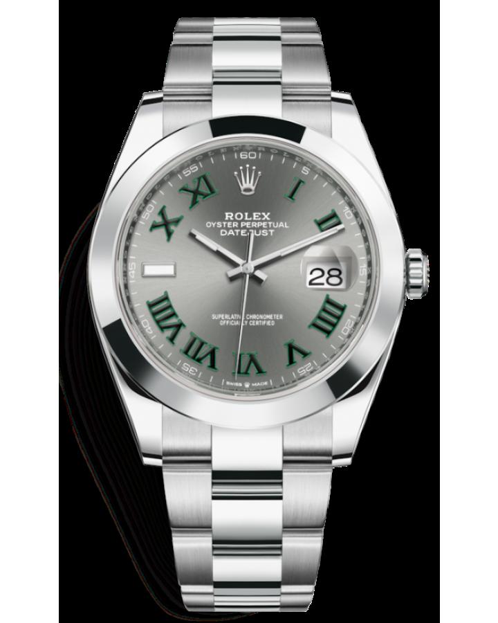 Часы Rolex Datejust 41mm Steel 126300
