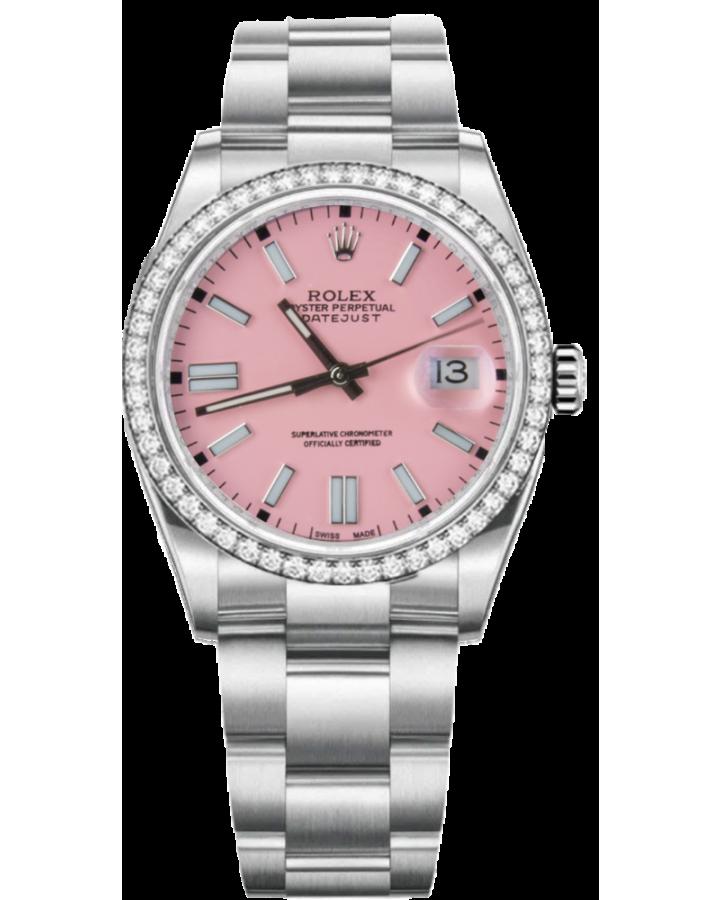 Часы Rolex Oyster Perpetual Datejust 126300 ТЮНИНГ