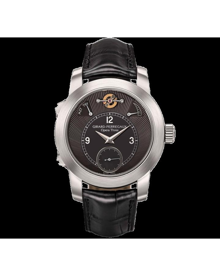 Часы Girard-Perregaux Haute Horlogerie Opera Three - Musical Watch99790-53-111-BA6A