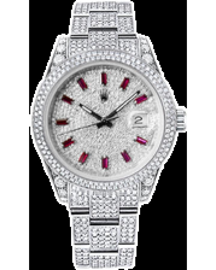 Часы Rolex DATEJUST 41MM DIAMONDS