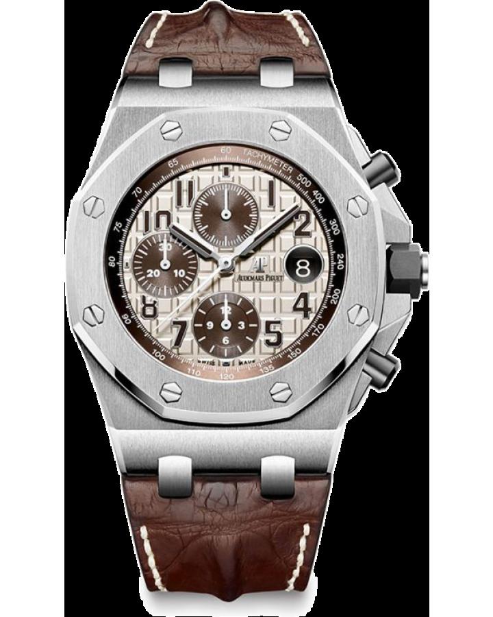Часы AUDEMARS PIGUET ROYAL OAK OFFSHORE CHRONOGRAPH 42
