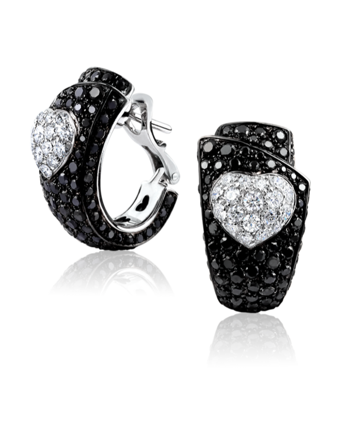 Серьги Chopard Diamonds 844046-1001