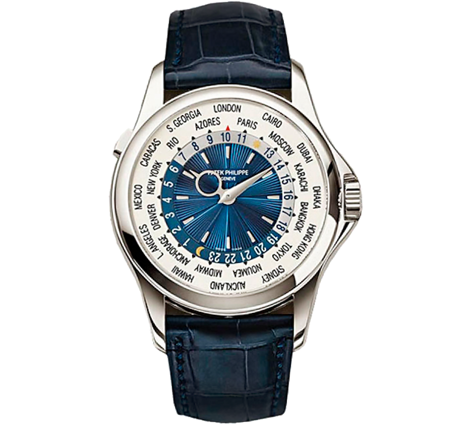 PATEK PHILIPPE COMPLICATED WATCHES WORLD TIME